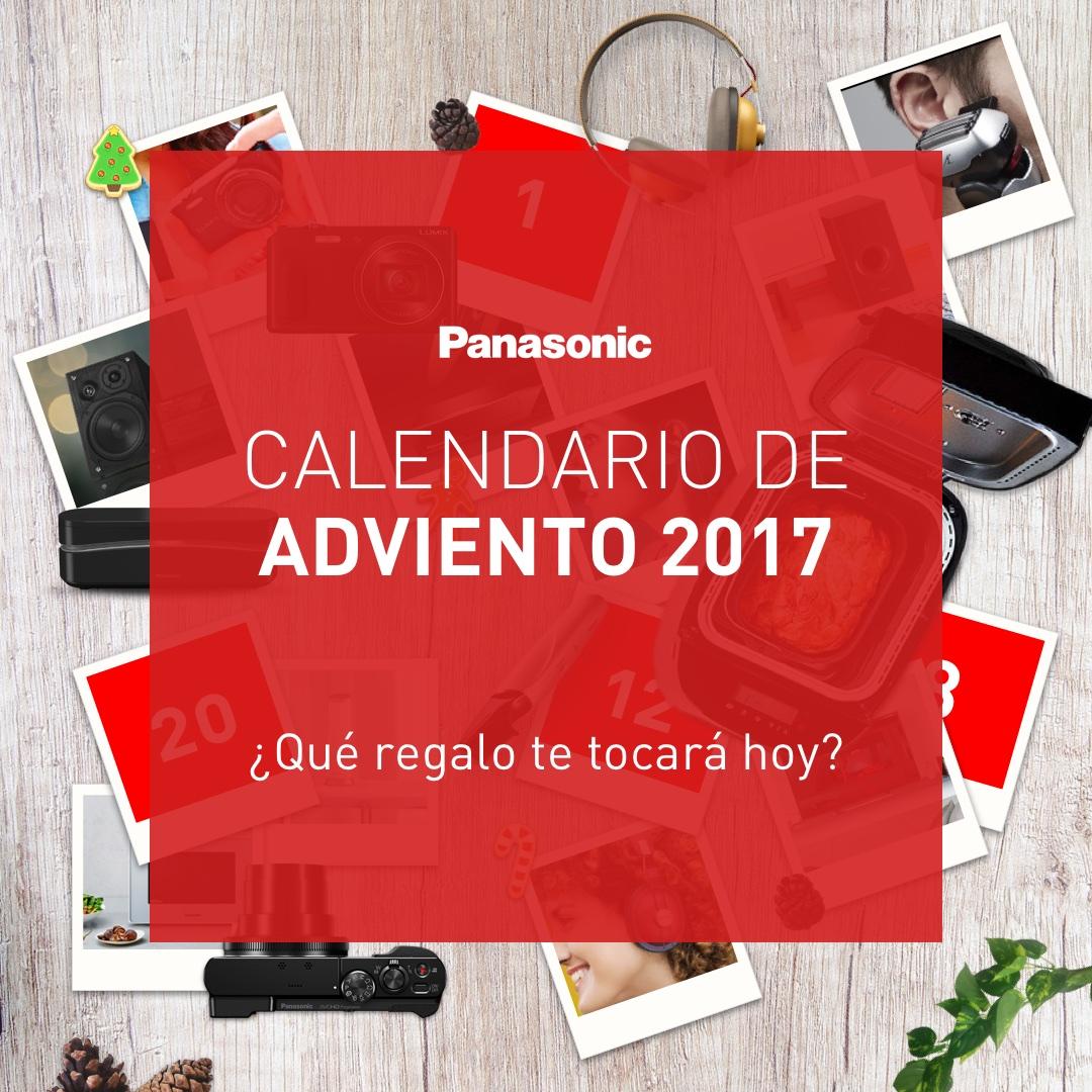 Calendario Adviento 2020.Calendario Adviento Panasonic 2017 Gana Fantasticos
