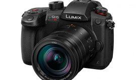 Camara Lumix GH5S con Objetivo Leica