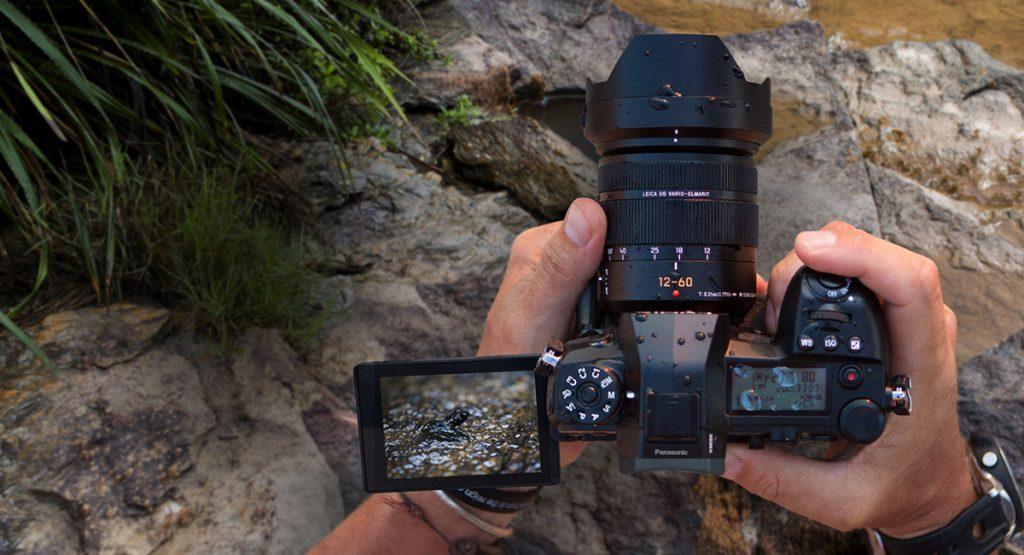 Camara Panasonic Lumix G9