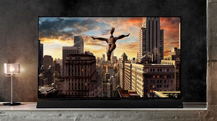 Panasonic OLED TV FZ950