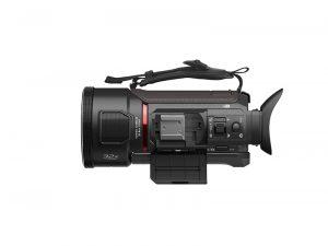 Video Camara VXF1 vista top