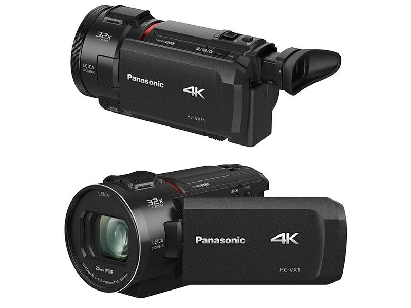 Video camaras panasonic VX1 y VXF1