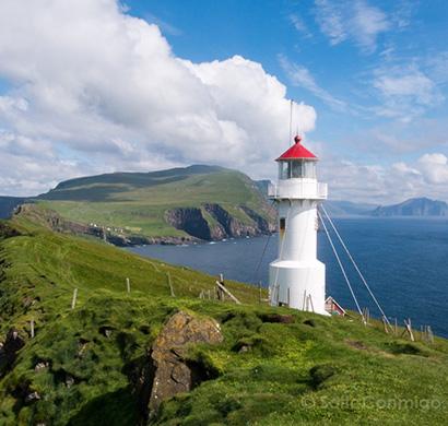 Déjate sorprender por la naturaleza de Islas Feroe