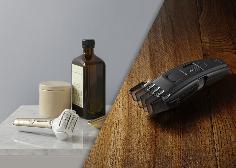 Nuevas Depiladoras y Recortadoras de Barba de Panasonic