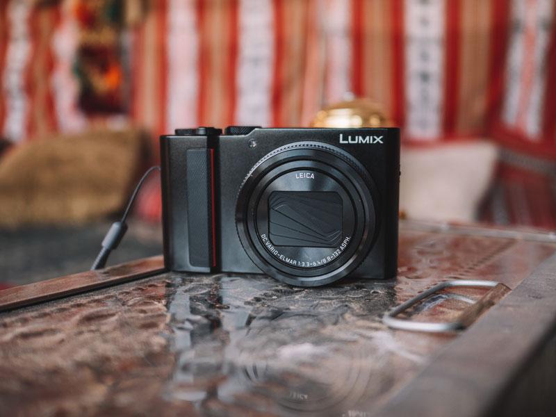 Panasonic Compacta Lumix TZ200