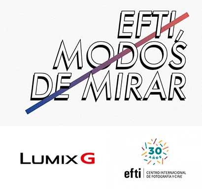 Lumix G colabora en una exposición de EFTI