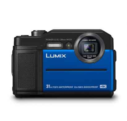 LUMIX FT7: la Nueva Cámara robusta para Fotógrafos Aventureros