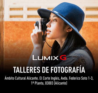 Talleres de Fotografía Gratuitos en Alicante