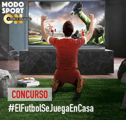 Concurso «El Futbol Se Juega En Casa»: comparte tu emoción por el Mundial y gana un TV Panasonic