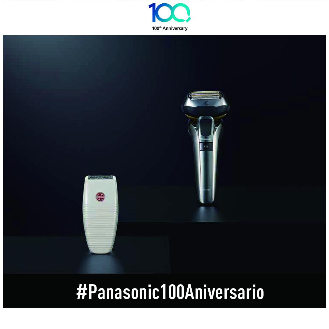 Gana una afeitadora híbrida ES-LL41 en el concurso Instagram Panasonic 100 aniversario