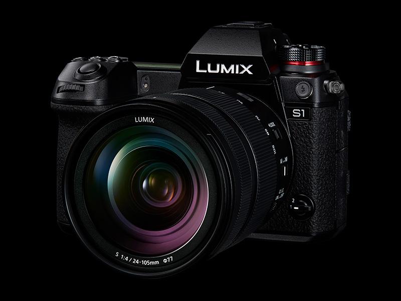 LUMIX S1: la primera Full-Frame de Panasonic