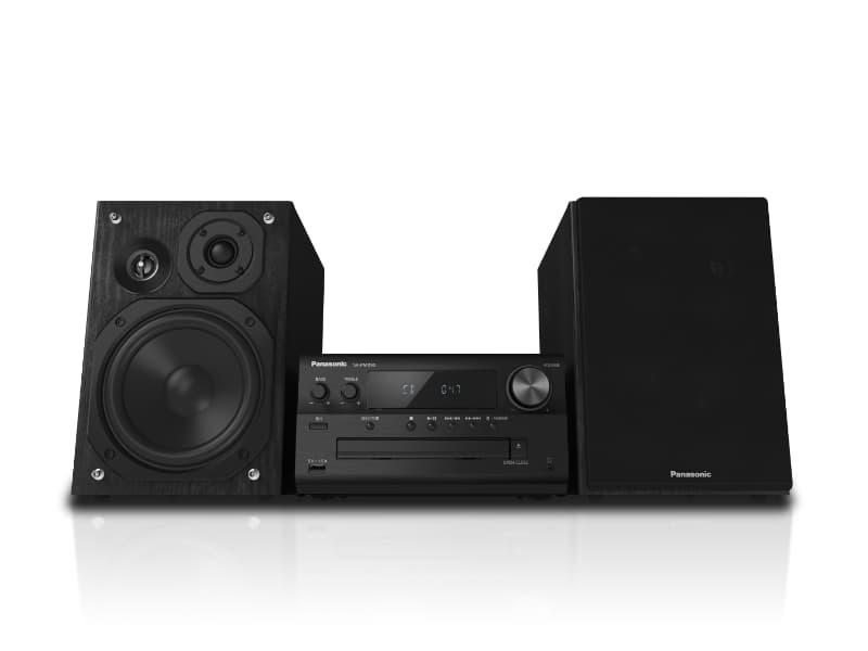 Nuevas microcadenas de Panasonic: mayor conectividad y una experiencia de audio mejorada