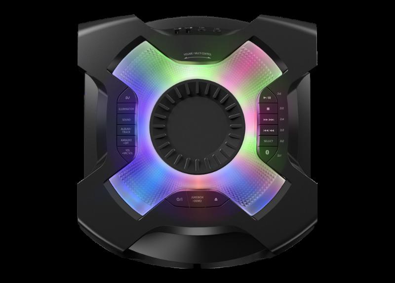 Sistemas de audio de alta potencia para llevar la diversión al máximo nivel