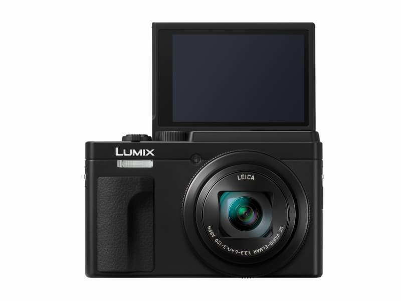 La nueva LUMIX TZ95, la compañera de viaje perfecta que cabe en un bolsillo
