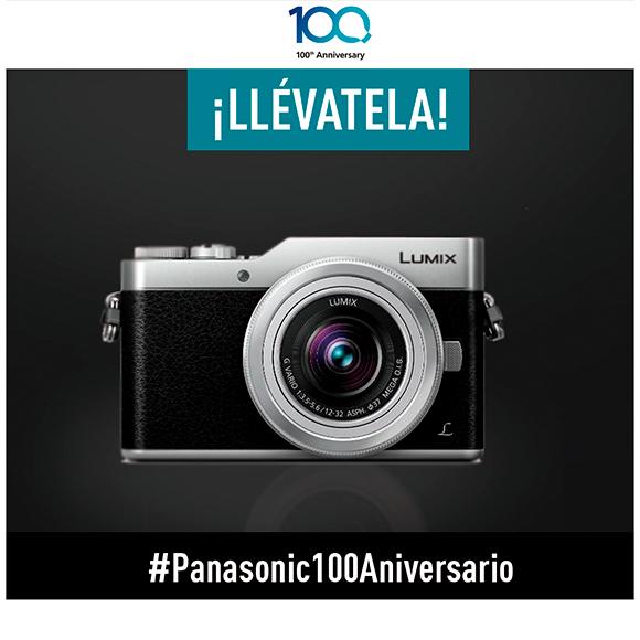 BASES DE LA PROMOCIÓN Concurso Instagram Panasonic y Lumix de 100 Aniversario