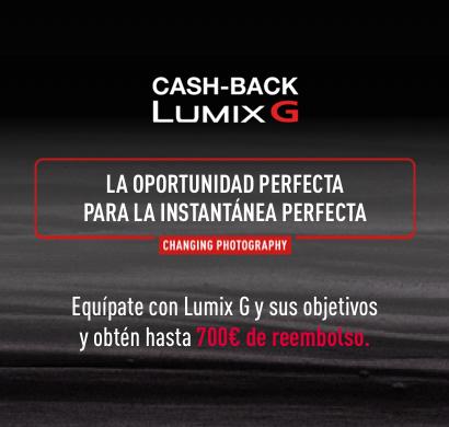 Cashback Lumix G 2019