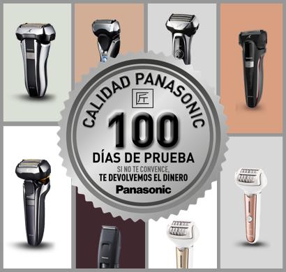Vuelven los 100 Días de Prueba de Panasonic