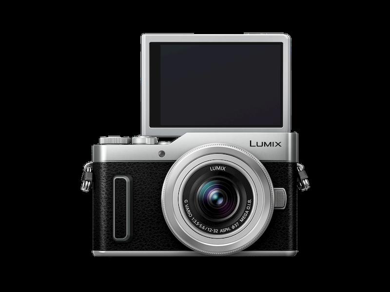 La nueva LUMIX GX880, sin espejo, con pantalla abatible y vídeo 4K