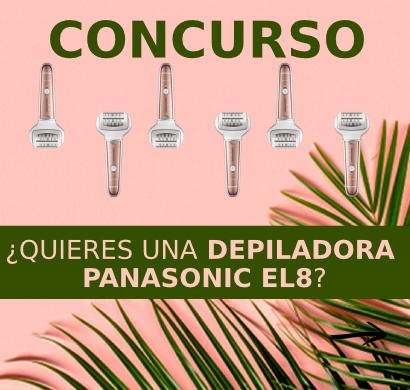 Bases del concurso Instagram #PanasonicBeauty