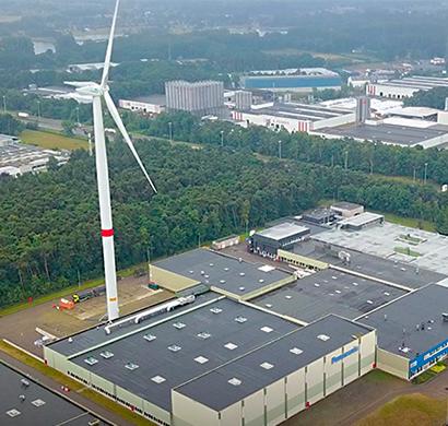 Nuestras fábricas de cero emisiones de CO2