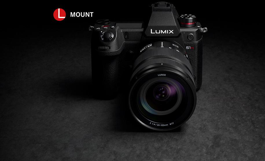 Lumix S1H: primera cámara del mundo capaz de grabar vídeo a 6K/24p