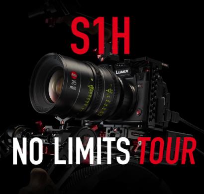 Ven a conocer la nueva S1H en el S1H No Limits Tour