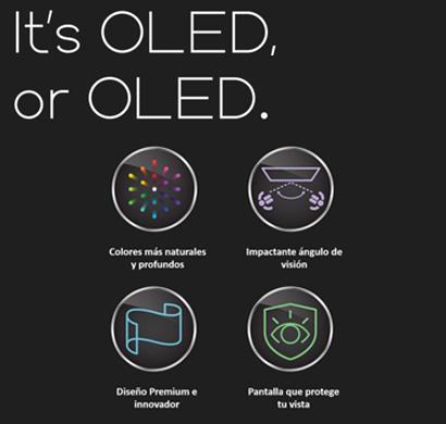 ¿Por qué elegir un TV OLED?