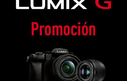 Equípate con Lumix G y te regalamos un objetivo H-H025 y hasta 150€