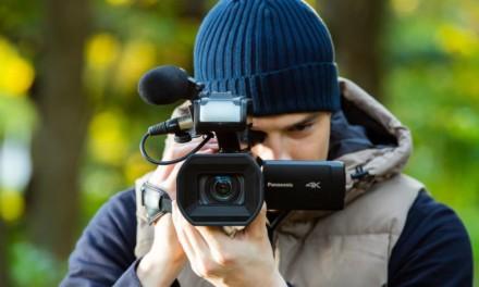 Las videocámaras con 4K 60p más ligeras y pequeñas