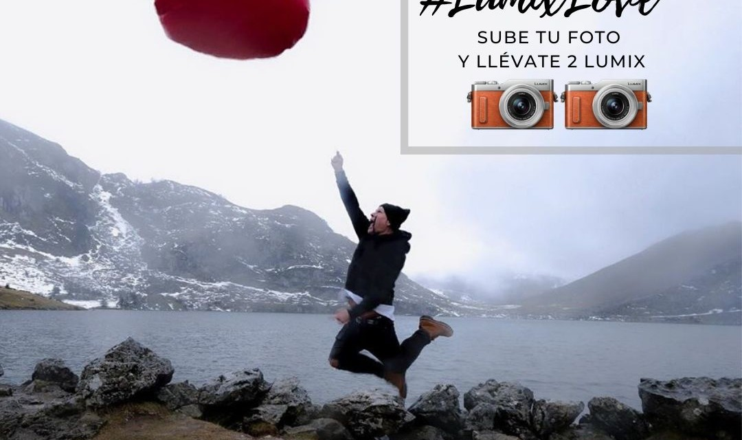 Concurso especial #LumixLove en Instagram