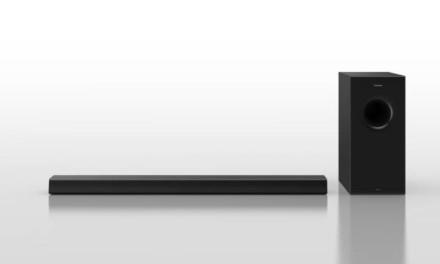 Nuevas barras de sonido de Panasonic, la mejor opción para conseguir experiencias inmersivas en casa