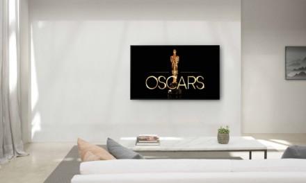 Disfruta de las mejores películas de los Oscar en el televisor más cinematográfico del mundo