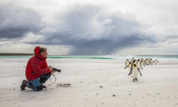 Descubre la belleza de las Islas Malvinas con Iñaki Relanzón