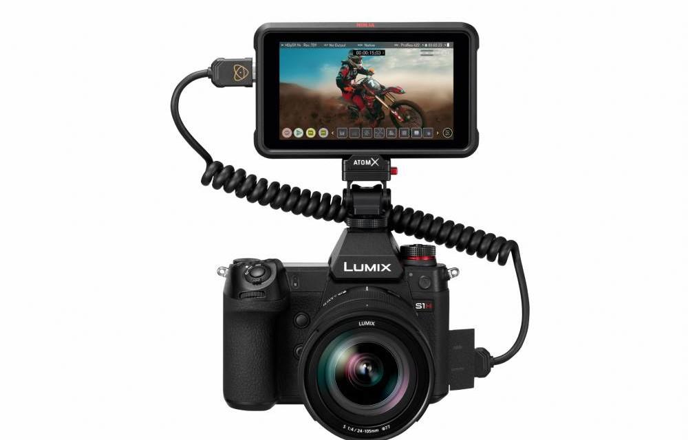 Nuevo Firmware LUMIX S1H: Ya puedes actualizar tu cámara