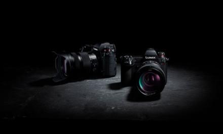 Nueva actualización de Firmware para las cámaras LUMIX S1 y S1R