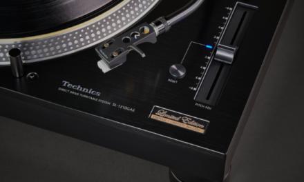 Technics cumple 55 años, y lo celebra con lanzamientos excepcionales