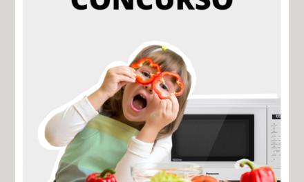 Сoncurso Yo Me Atrevo En Casa con Microondas NN-GT45