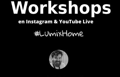 Workshops #LumixHome