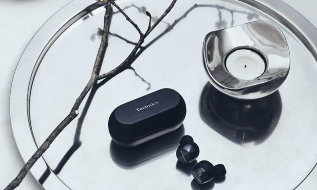 Auriculares AZ70: los primeros True Wireless de Technics, equipados con Noise Cancelling y el mejor sonido