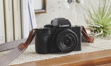 Nueva Lumix G100, la mejor cámara sin espejo para vlogging con grabación en 4K