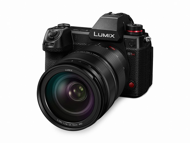 Nueva actualización de Firmware para la LUMIX S1H con salida de vídeo RAW en HDMI