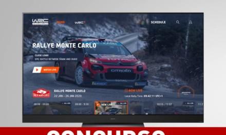Concurso Panasonic y WRC