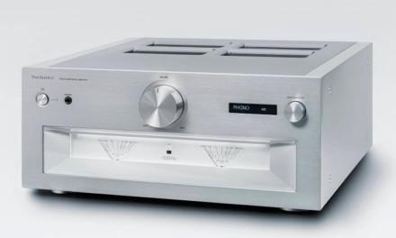 El primer amplificador integrado Reference Class SU-R1000, con el mejor sonido Technics