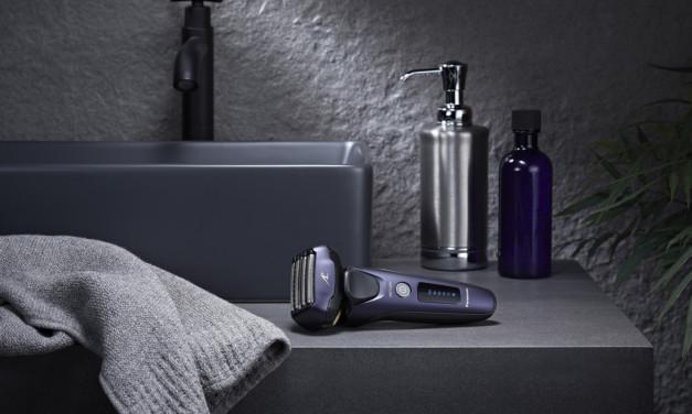 Afeitadora premium ES-LV67: un afeitado suave y preciso «Made in Japan»