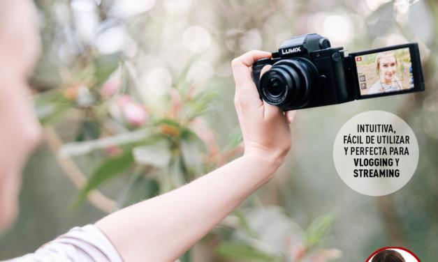 Presentación online de la Lumix G100, la cámara para Vlogging