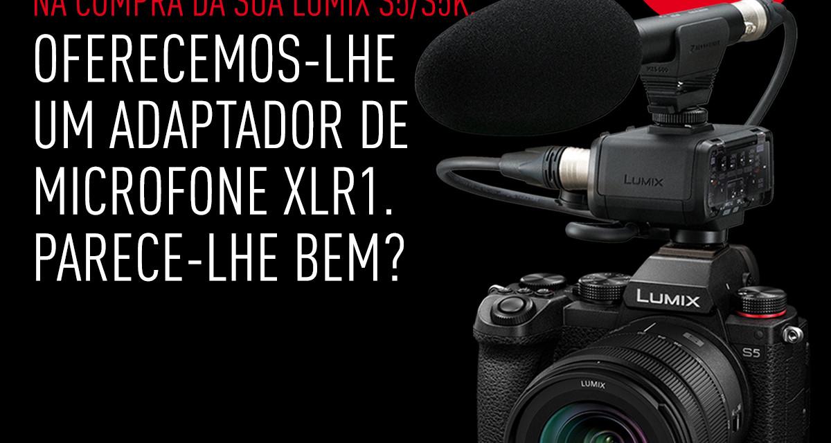 """TERMOS E CONDIÇÕES DA PROMOÇÃO  """"LUMIX S5 E ADAPTADOR XLR1 JANEIRO DE 2021"""""""
