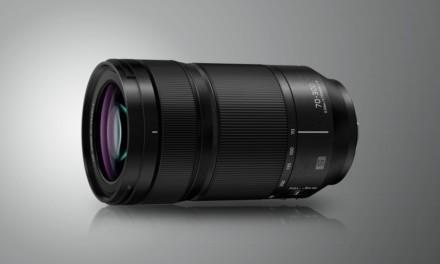 Nuevo teleobjetivo Lumix S 70-300 mm F4.3-5.6 Macro O.I.S.
