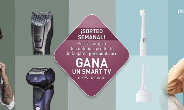 Panasonic Personal Care Promoción Sorteo TV BASES LEGALES
