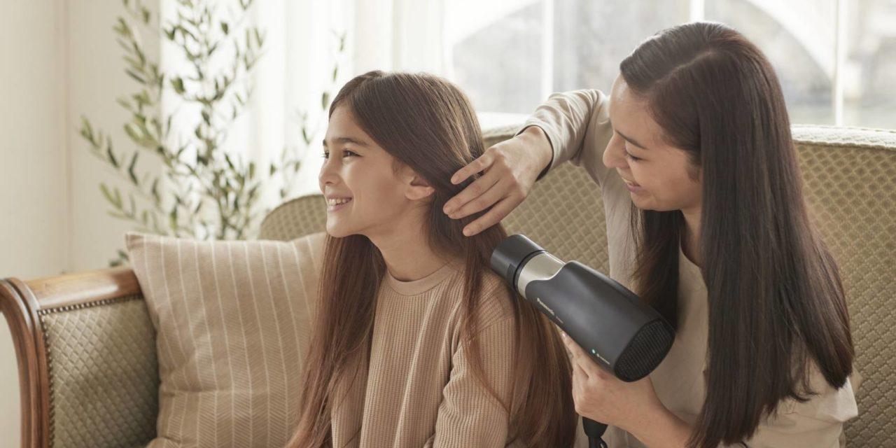 Cuida tu cabello con el nuevo secador EH-NA67 y plancha de pelo EH-HS0E