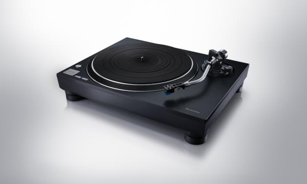 El nuevo tocadiscos SL-100C de Technics, un nuevo modelo para los amantes de los vinilos